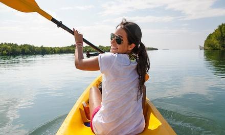 Bayou Sara Kayak Rental