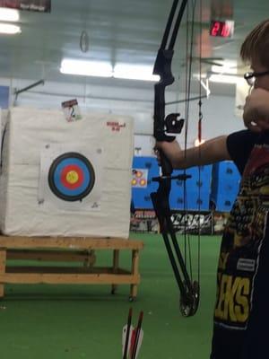 T.A.Z. Archery, Inc.