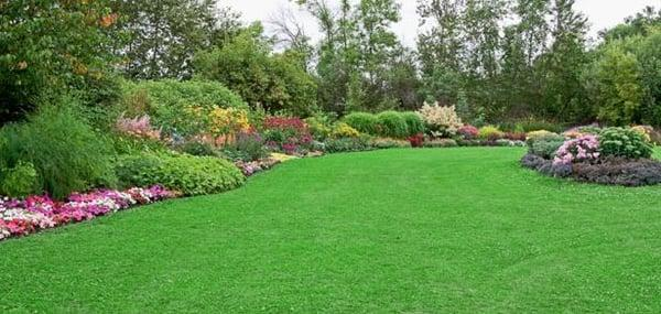 Custom Personalized Lawn Care
