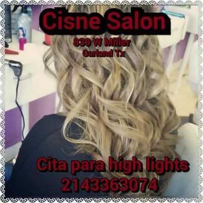 Cisne Salon