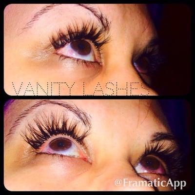 Vanity Lashes