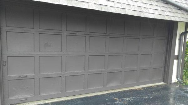 MLN Overhead Garage Door