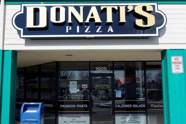 Donati's Pizza