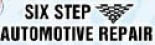 Six Step Automotive Repair