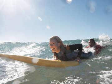 Surfs Up LA!