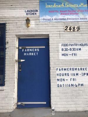 Landmark Farmers Market