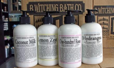 B.Witching Bath Co.