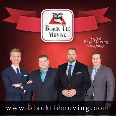 Black Tie Moving Services