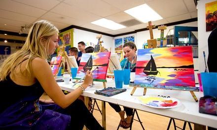 Painting Fiesta