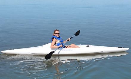 Miss Chris Marina Kayak & Paddleboard Rentals & Tours