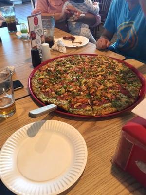 Hang Ten Pizza & Pasta