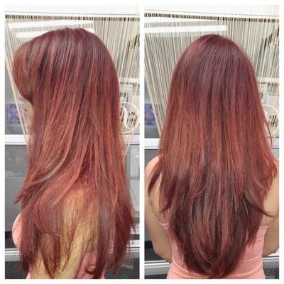 Crystal & Hair