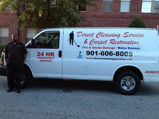 Direct Cleaning Service