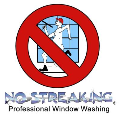 No Streaking Professional Window Washing