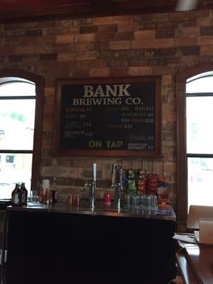 Bank Brewing Company