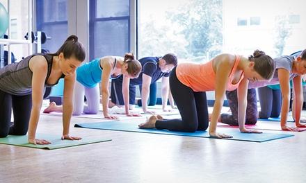 Ahh-mazing Yoga