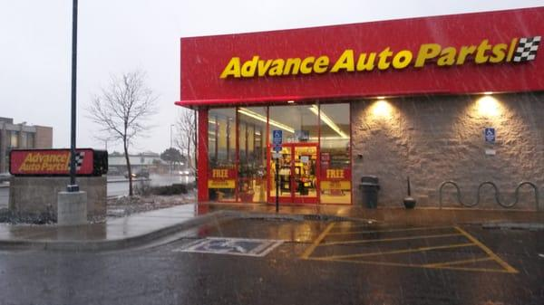 Advance Auto Parts Aurora