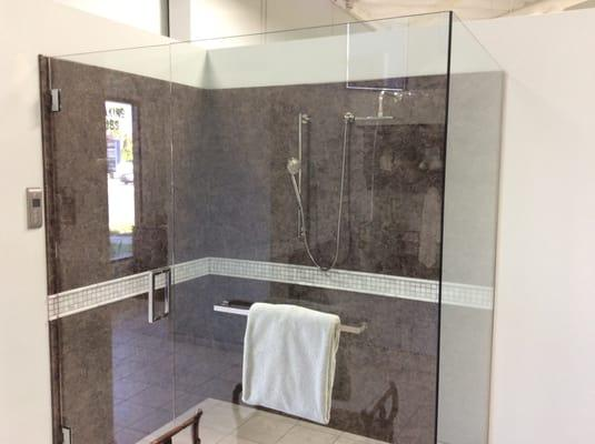 South Bay Shower Door