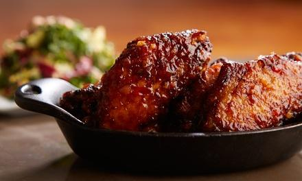Mr M's Hot Wings & Things Bar & Grill