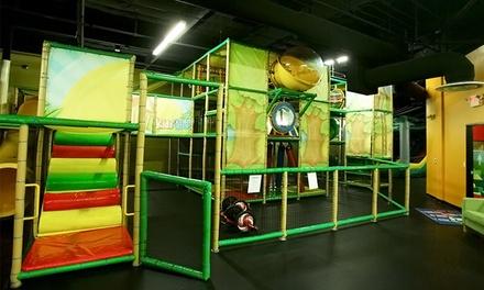 Kids Club Indoor Playground