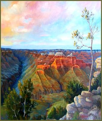 Canyon Creations Healing Art's