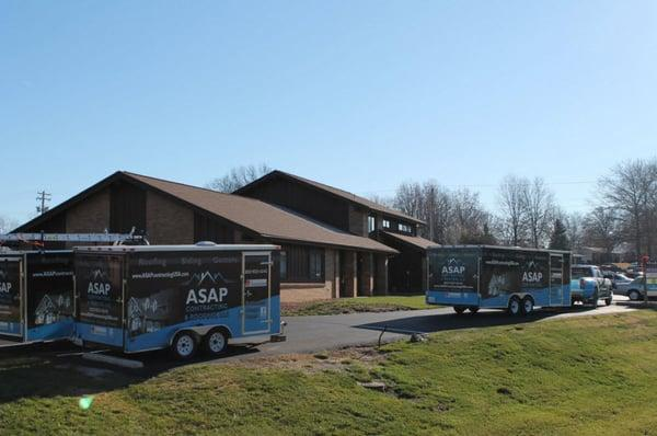 ASAP Contracting & Roofing, LLC