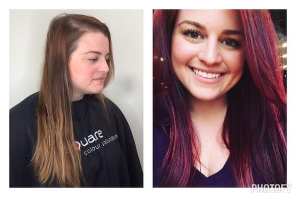 Sarah Diaz Hair and Makeup