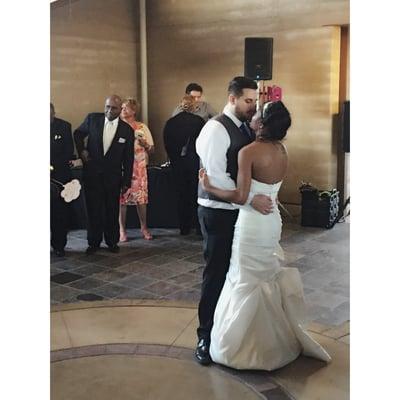 As You Like It wedding