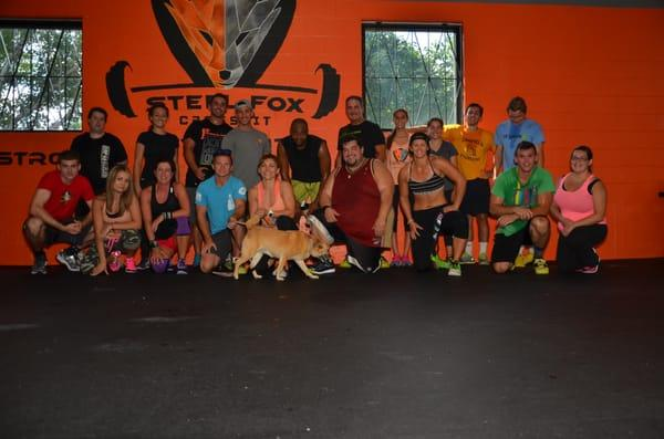 Steel Fox Crossfit