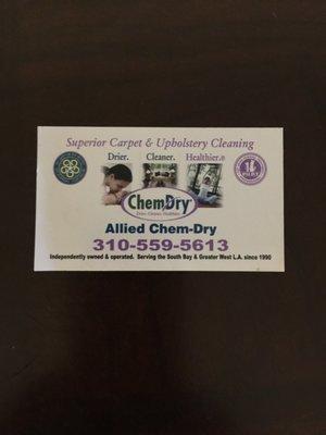 Allied Chem Dry