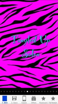 Tangled Up Salon