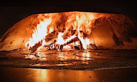 Parmesans Wood Stone Pizza