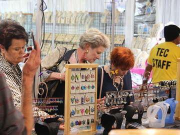 Tucson Gem & Jewelry Show by JOGS