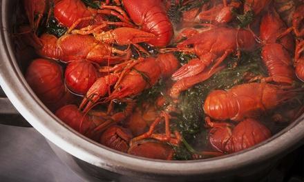 Boiling Crawfish