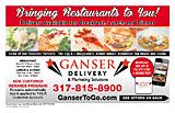 Ganser Delivery Service