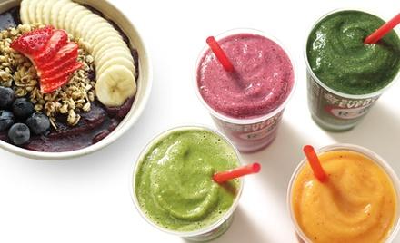Robeks Fresh Juices & Smoothies - Homestead