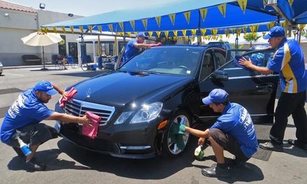 Alamo 100% Hand Car Wash and Detail Center