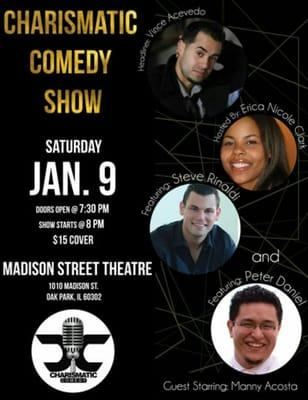 Charismatic Comedy Show