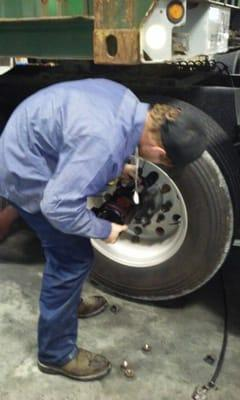 Hutcheson Mobile Diesel Repair