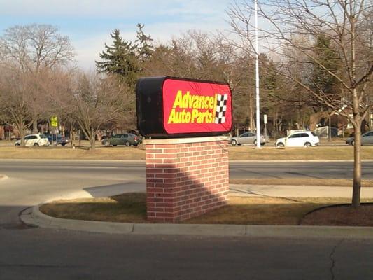 Advance Auto Parts Eastpointe