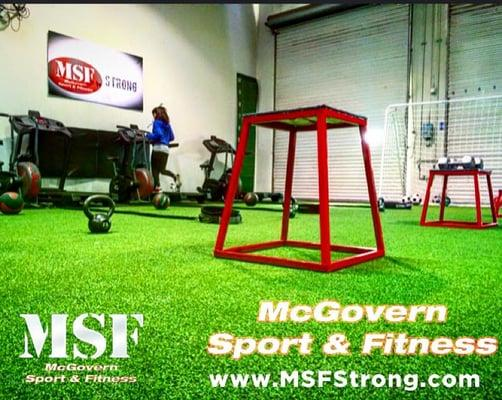 McGovern Sport & Fitness