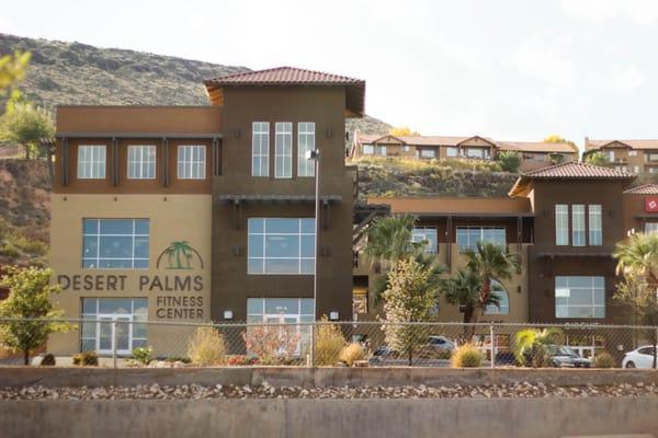 Desert Palms Health & Fitness Club