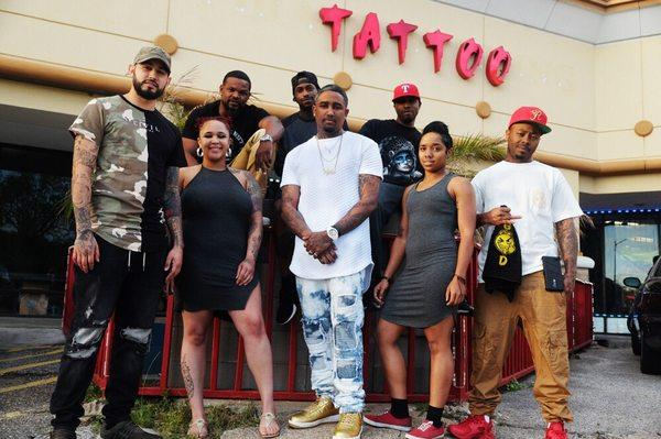 Tapout Tattooing