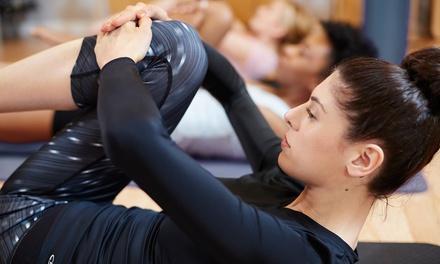 Breathe Pilates + Fitness Studio