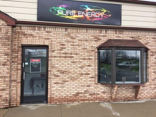 Pure Energy Imaging