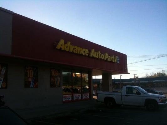 Advance Auto Parts Nashville