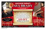 Aya Brady Massage Therapy