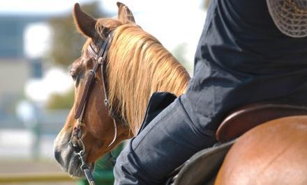 Anderson Equestrian Center