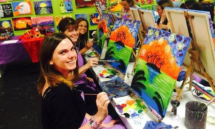 A Painting Fiesta - Coral Springs