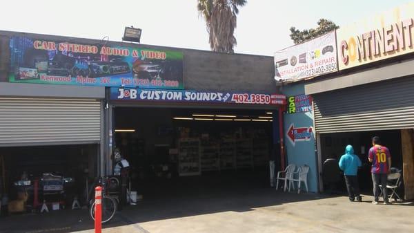 J&B Custom Sounds